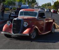 June 8, 2018 Lancaster, Ca. - Classic Car Cruise in stock photo