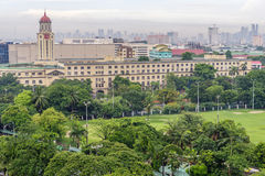 June 11,2017 Manila city hall from  Intramuros, Manila , Philipp Stock Photos