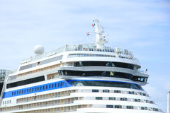 June 22nd, 2014. Velsen; the Netherlands: Aida Stella on North S Royalty Free Stock Image