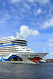 June 22nd, 2014. Velsen; the Netherlands: Aida Stella on North S Stock Images