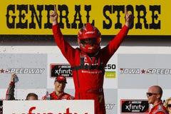NASCAR: June 17 Iowa 250 Royalty Free Stock Image