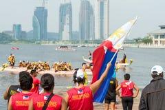 Putrajaya, Kuala Lumpur, dragon boat festival stock images