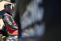 NASCAR: June 23 TOYOTA/SAVE MART 350. June 23, 2018 - Sonoma, California , USA: Kurt Busch 41 gets ready to qualify for the TOYOTA/SAVE MART 350 at Sonoma Royalty Free Stock Photo