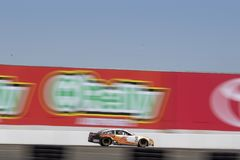 NASCAR: June 24 TOYOTA/SAVE MART 350. June 24, 2018 - Sonoma, California , USA: Trevor Bayne 6 races for the TOYOTA/SAVE MART 350 at Sonoma Raceway in Sonoma Royalty Free Stock Image