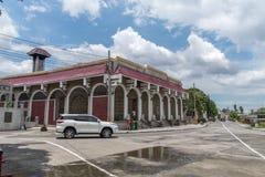 June 11, Taoist temple at Manila Chinese Cemetery , Manila , Phi Stock Photo