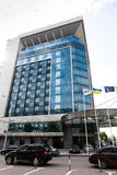 June 12th, 2015. Kharkiv, Ukraine. A five star luxury Kharkiv Premier Palace hotel Royalty Free Stock Image