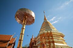 06 June 2020 Wat Phra That Doi Suthep is a temple located in Chiang Mai, Thailand.