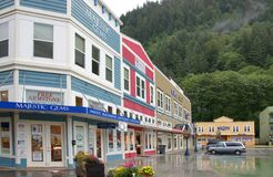 Juneau 1 Royalty Free Stock Photography