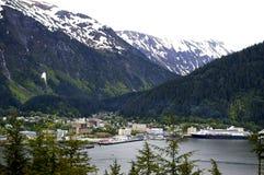 Juneau royalty-vrije stock foto's