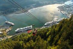 Juneau, Alaska Immagini Stock