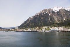 Juneau Alaska Stockfoto