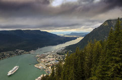 Juneau Alaska Lizenzfreie Stockbilder