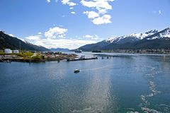 Juneau, Alaska Imagen de archivo