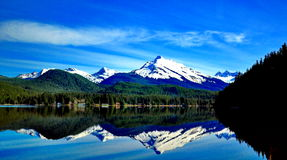 Juneau Alaska Royalty-vrije Stock Afbeelding