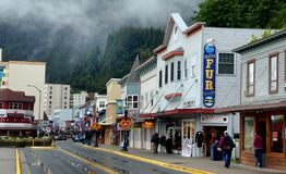Juneau. Alaska Stock Photos