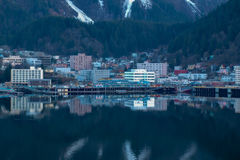 Juneau Alaska fotos de archivo