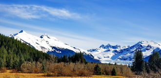 Juneau Alaska Royalty Free Stock Photo