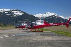 Juneau, Alaska Stock Image