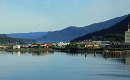 Juneau Alaska Royalty Free Stock Photography