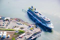 Juneau bay, Alaska Stock Image