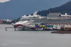 Juneau Harbor Stock Photography