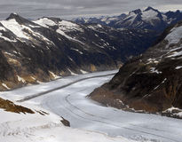 Juneau Ice field - Alaska - USA Royalty Free Stock Photos