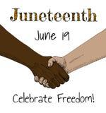 Juneteenth Stock Image