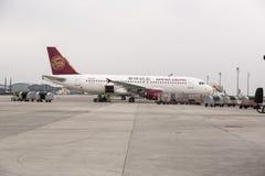 Juneyao flygbolag, Kina Fotografering för Bildbyråer