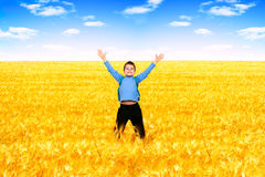 Junge Lizenzfreies Stockfoto