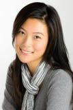 Junge asiatische Frau stockfotos