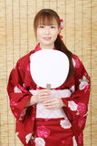 Junge asiatische Frau Lizenzfreie Stockbilder