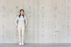 Junge asiatische Frau lizenzfreies stockbild