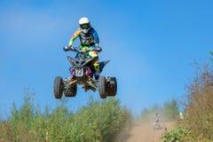 Junge Athleten, Klasse ATV lizenzfreies stockfoto