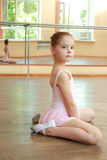 Junge Ballerina Lizenzfreies Stockbild