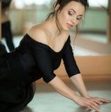 Junge Ballerina Stockfoto