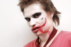 Junge bei Halloween Lizenzfreies Stockbild