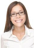 Junge Berufsfrau Stockfoto