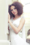 Junge Braut Stockfoto