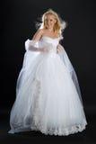 Junge Braut Lizenzfreie Stockfotos