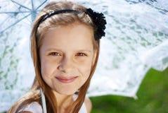 Junge Dame Stockfotos