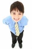 Junge in der Klage Lizenzfreies Stockfoto