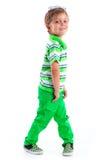 Junge in der Sonnenbrille Lizenzfreies Stockbild