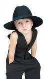 Junge in der Weste Lizenzfreie Stockfotografie