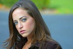Junge Frau 12 Lizenzfreies Stockbild