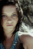 Junge Frau   lizenzfreie stockfotografie