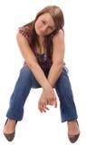 Junge Frau. lizenzfreies stockfoto