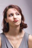 Junge Frau stockbilder