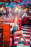 Junge Frau 15 Stockbilder