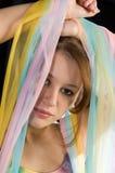 Junge Frau Stockbild