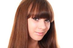 Junge Frau der Schönheit Lizenzfreie Stockfotos